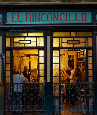 Sleepless in Seville: El Rinconcillo