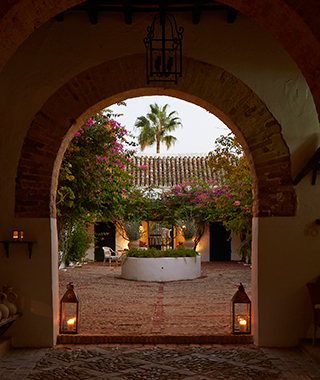 Sleepless in Seville: Hacienda de San Rafael