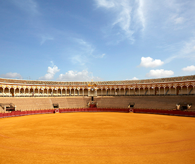 Sleepless in Seville: Plaza de Toros de la Real Maestranza