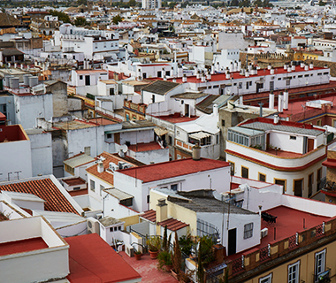 Sleepless in Seville: Rooftops of Seville