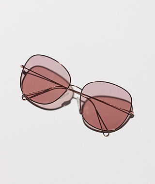 What to Wear on Your Honeymoon: Isabel Marant par Oliver Peoples sunglasses