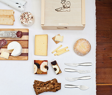 Best Cheese Shops in America: Cowgirl Creamery, San Francisco