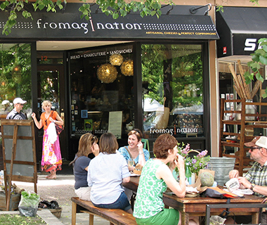 Best Cheese Shops in America: Fromagination, Madison, WI