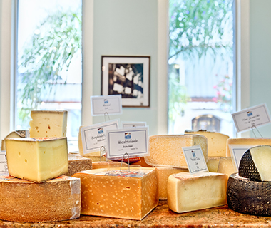 Best Cheese Shops in America: St. James Cheese Company, New Orleans