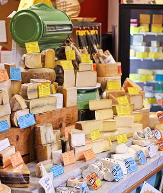 Best Cheese Shops in America: Zingerman's Creamery, Ann Arbor, MI