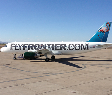 Best Domestic Airlines for Business Travel: Frontier Airlines