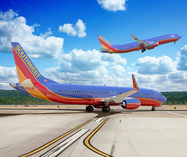 Best Domestic Airlines for Business Travel: Southwest Airlines