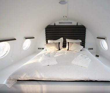 Airplane Suite, Teuge, Netherlands