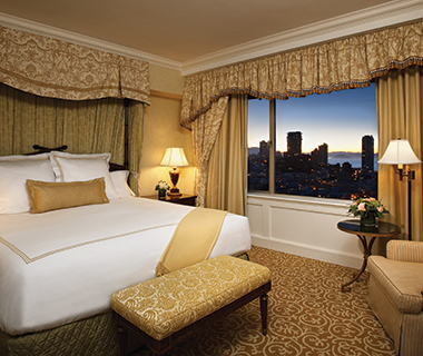 Top Hotel Chains for Business Travel: Fairmont