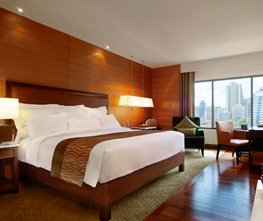 Top Hotel Chains for Business Travel: JW Marriott
