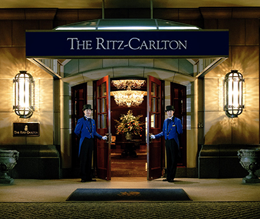 Top Hotel Chains for Business Travel: Ritz-Carlton