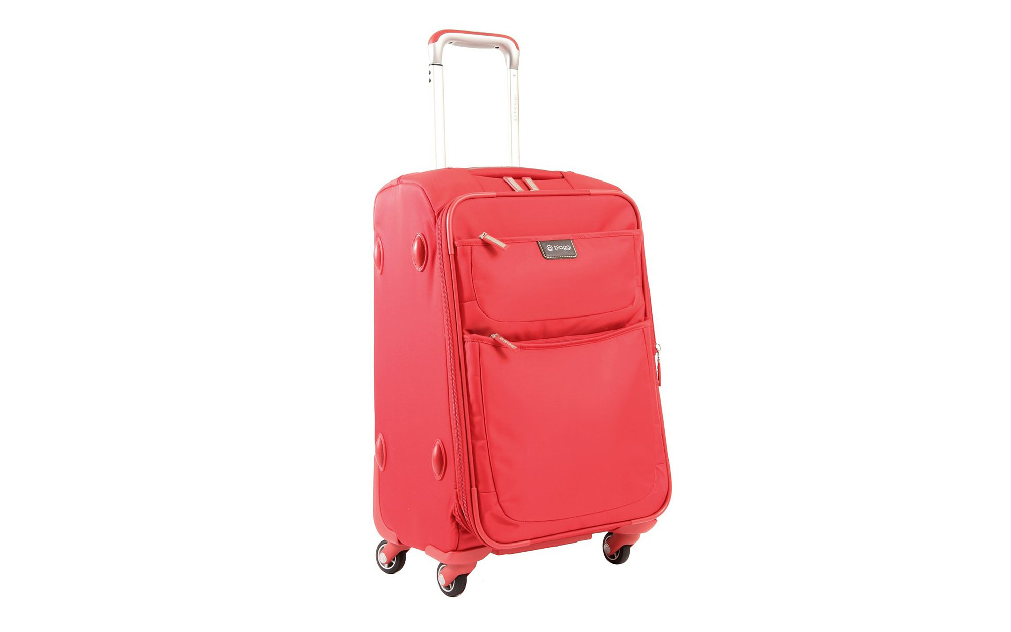 Best Carry-On Luggage for Business Travel: Biaggi foldable spinner