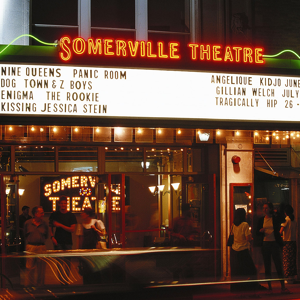 Best Independent Movie Theaters in Boston