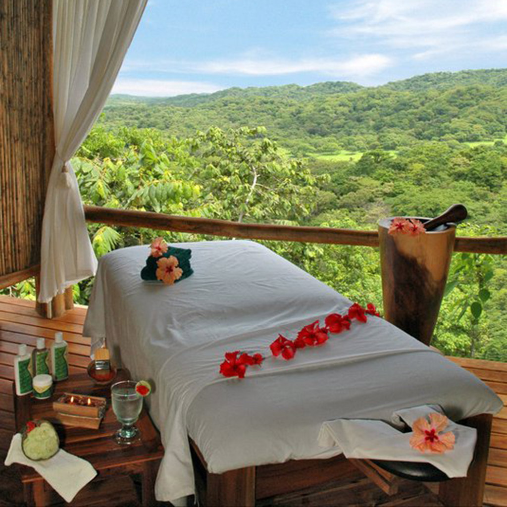 Top 5 Spa Hotels in Costa Rica