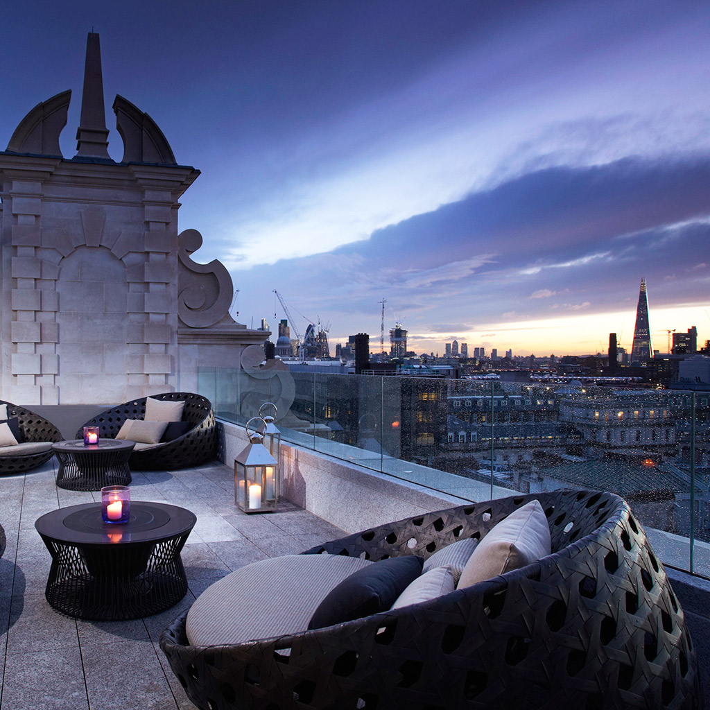 London's Top Bars with a View