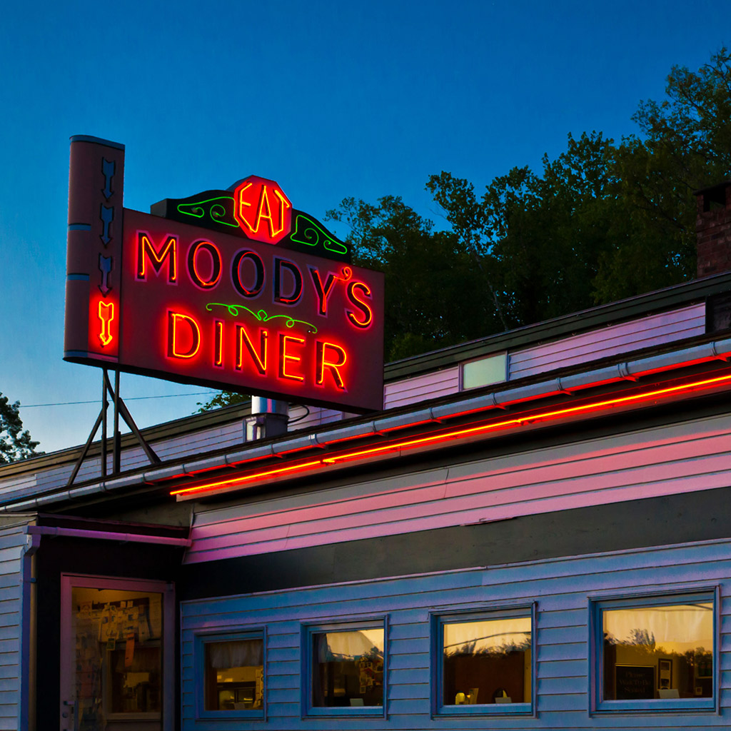 Best Old-School Maine Diners