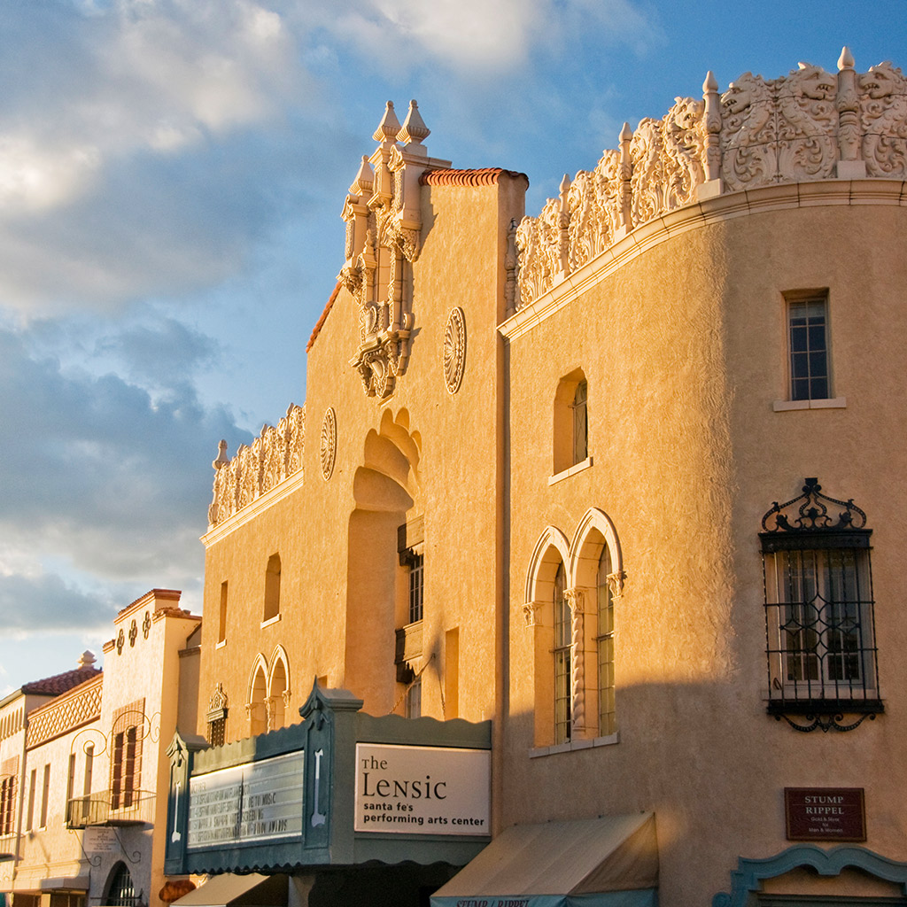 Top Spots for Music in Santa Fe