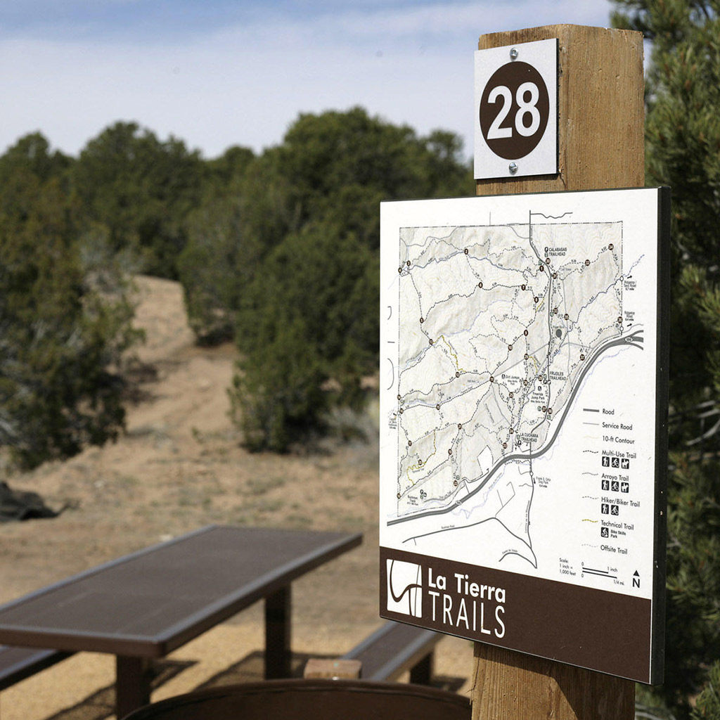 Top Trail Runs in Santa Fe