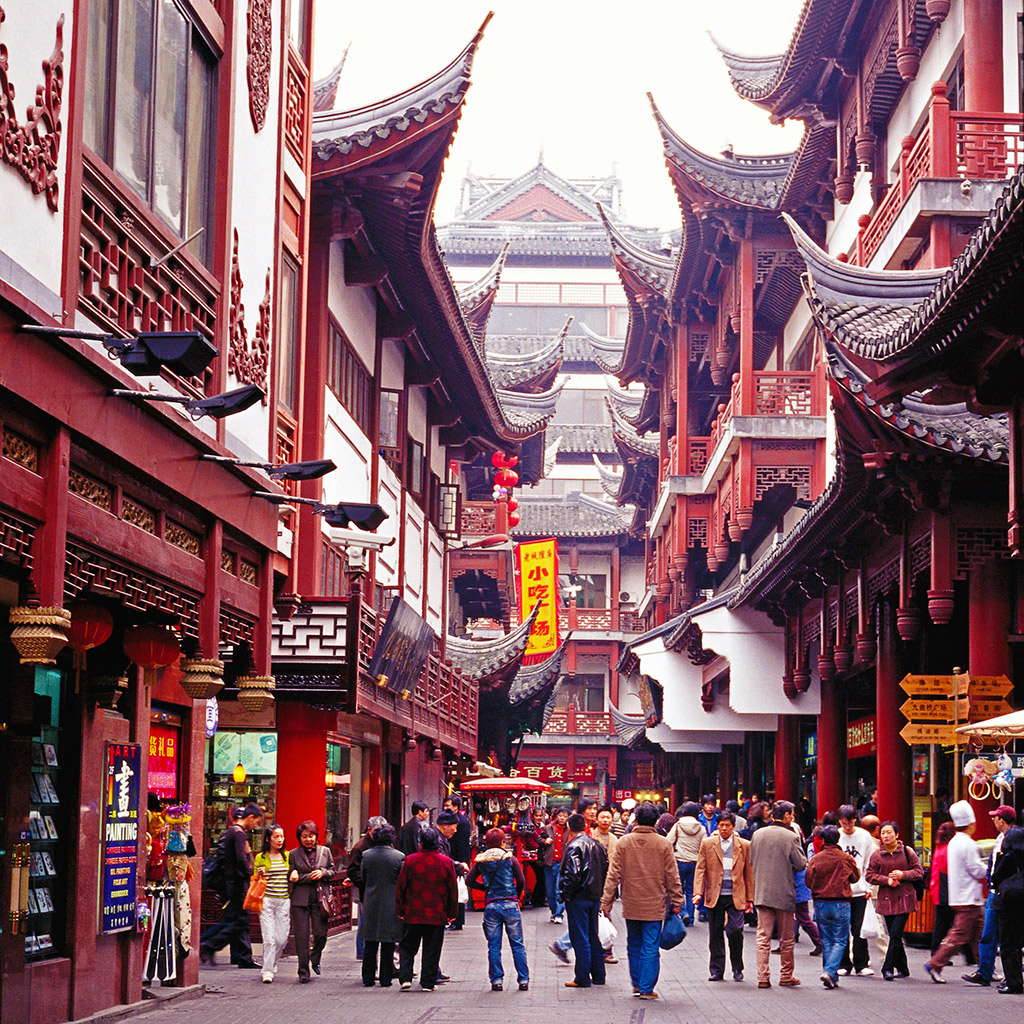 Best City Tours in Shanghai