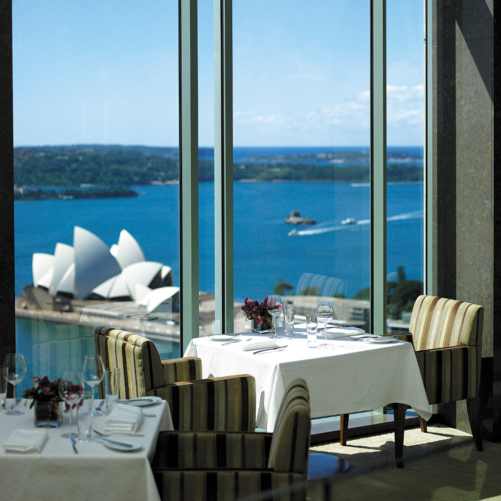 Sydney Restaurants with a View