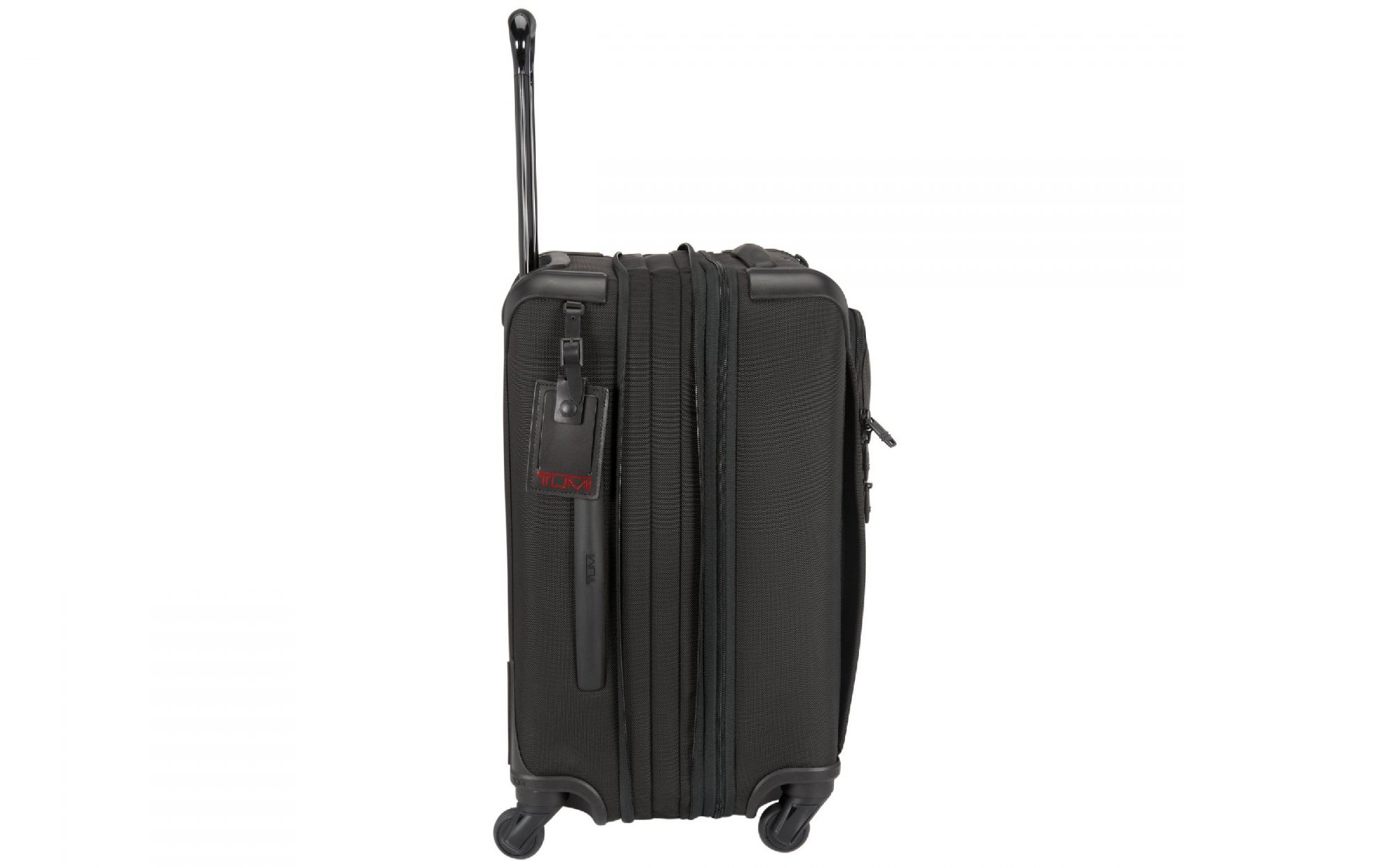Best Carry-On Luggage for Business Travel: Tumi expandable wheeled carry on