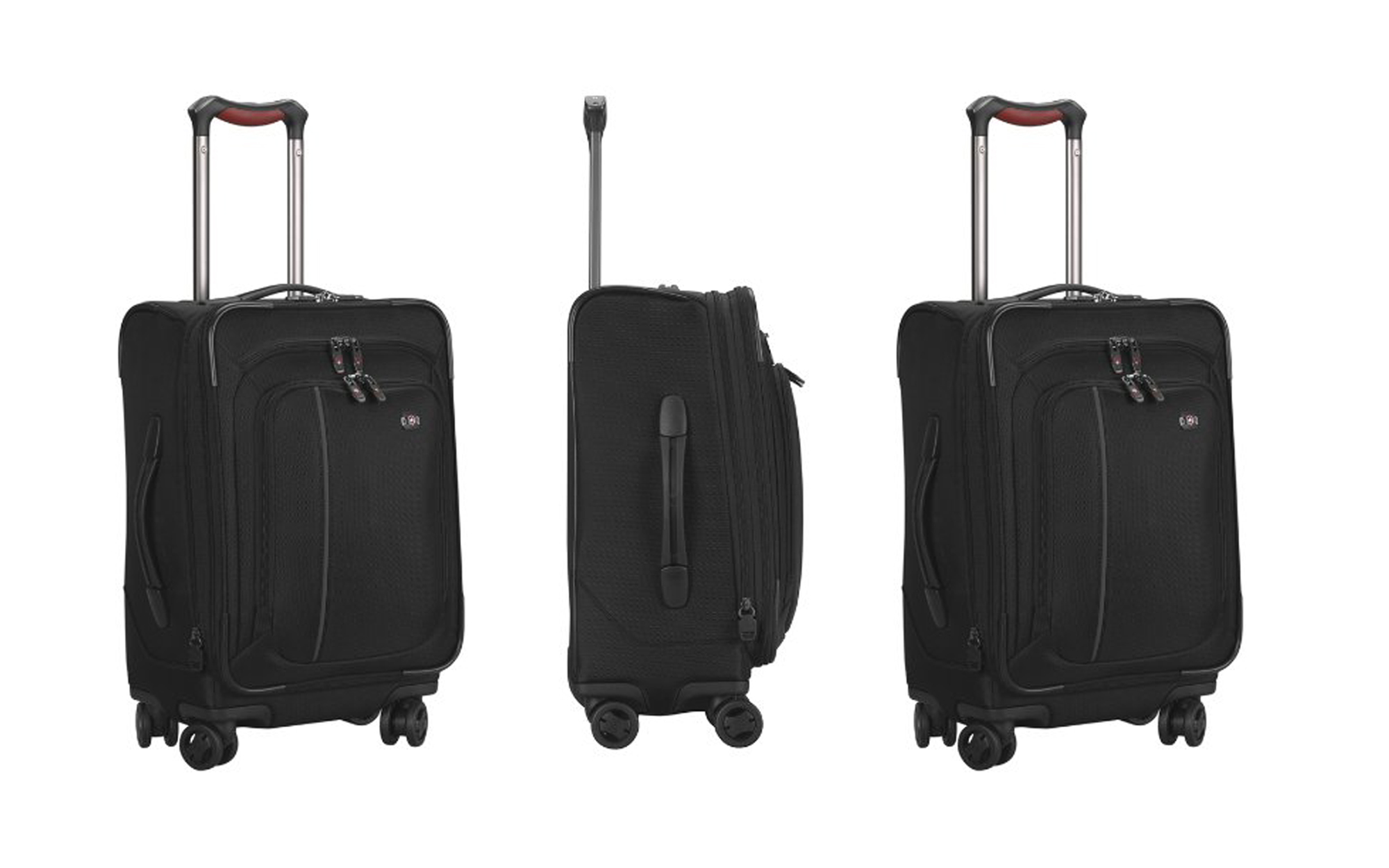 Best Carry-On Luggage for Business Travel: Victorinox Dual-caster trolley