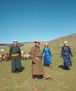 World's Greatest Dream Trips: Mongolia