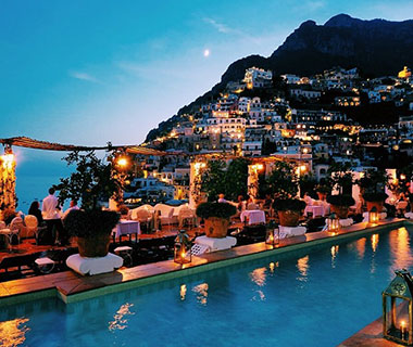 Beautiful Summer Travel Photos: Positano, Italy