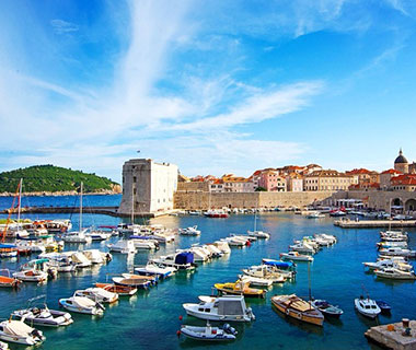 Beautiful Summer Travel Photos: Dubrovnik, Croatia