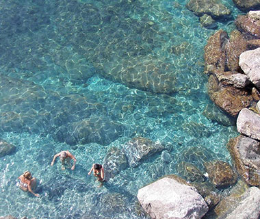 Beautiful Summer Travel Photos: Monterosso, Italy