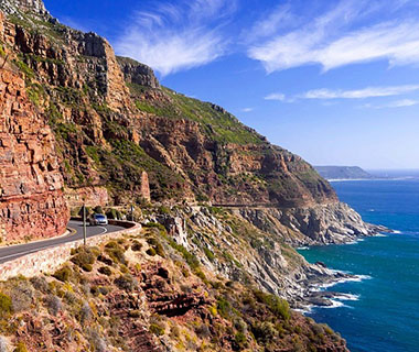 Beautiful Summer Travel Photos: Chapman's Peak Drive, Cape Town