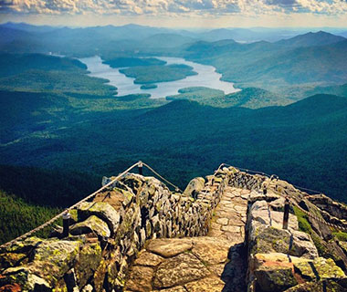 Beautiful Summer Travel Photos: Whiteface Mountain, NY