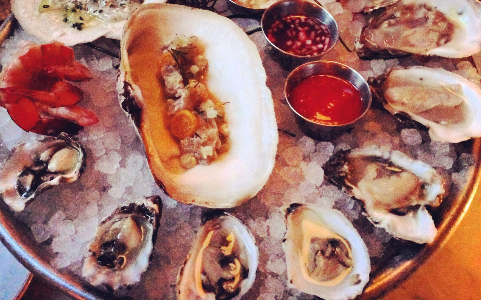 Best Oyster Bars in America: Maison Premiere, Brooklyn, NY