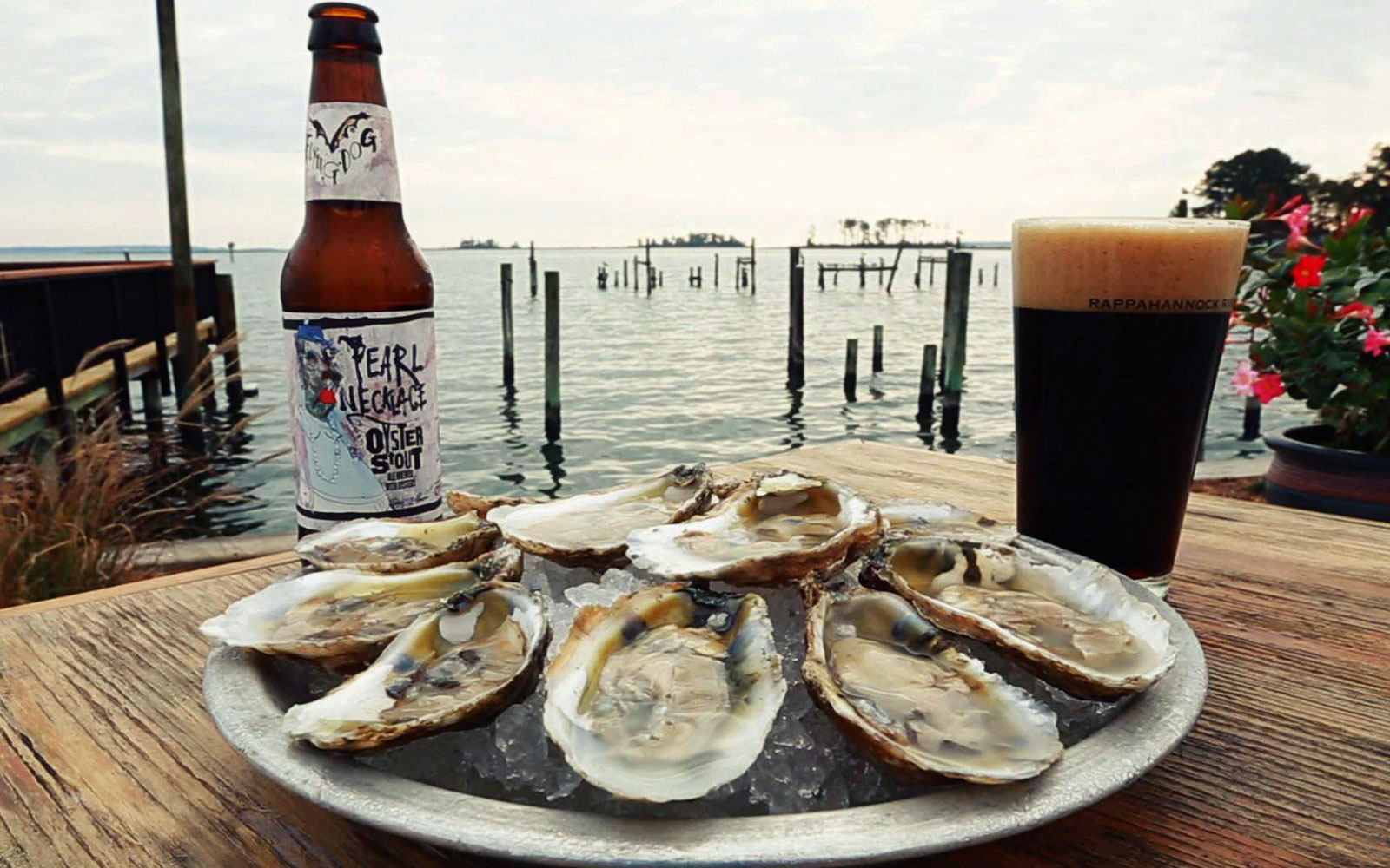 Best Oyster Bars in America: Merroir, Topping, VA