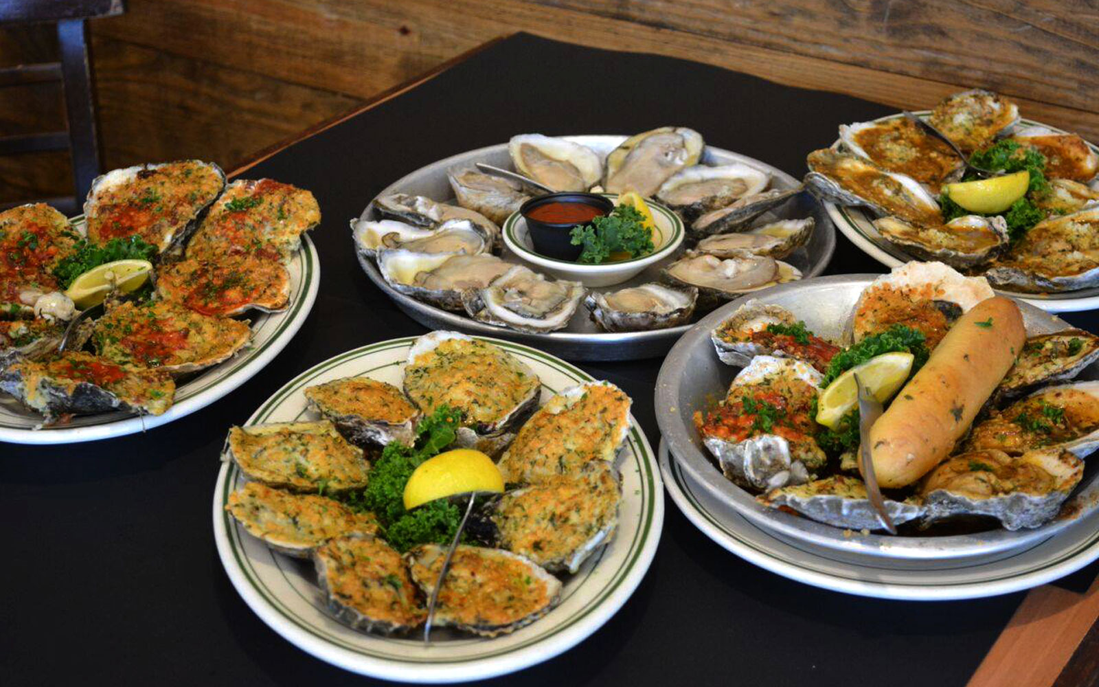 Best Oyster Bars in America: The Original Oyster House, Mobile, AL