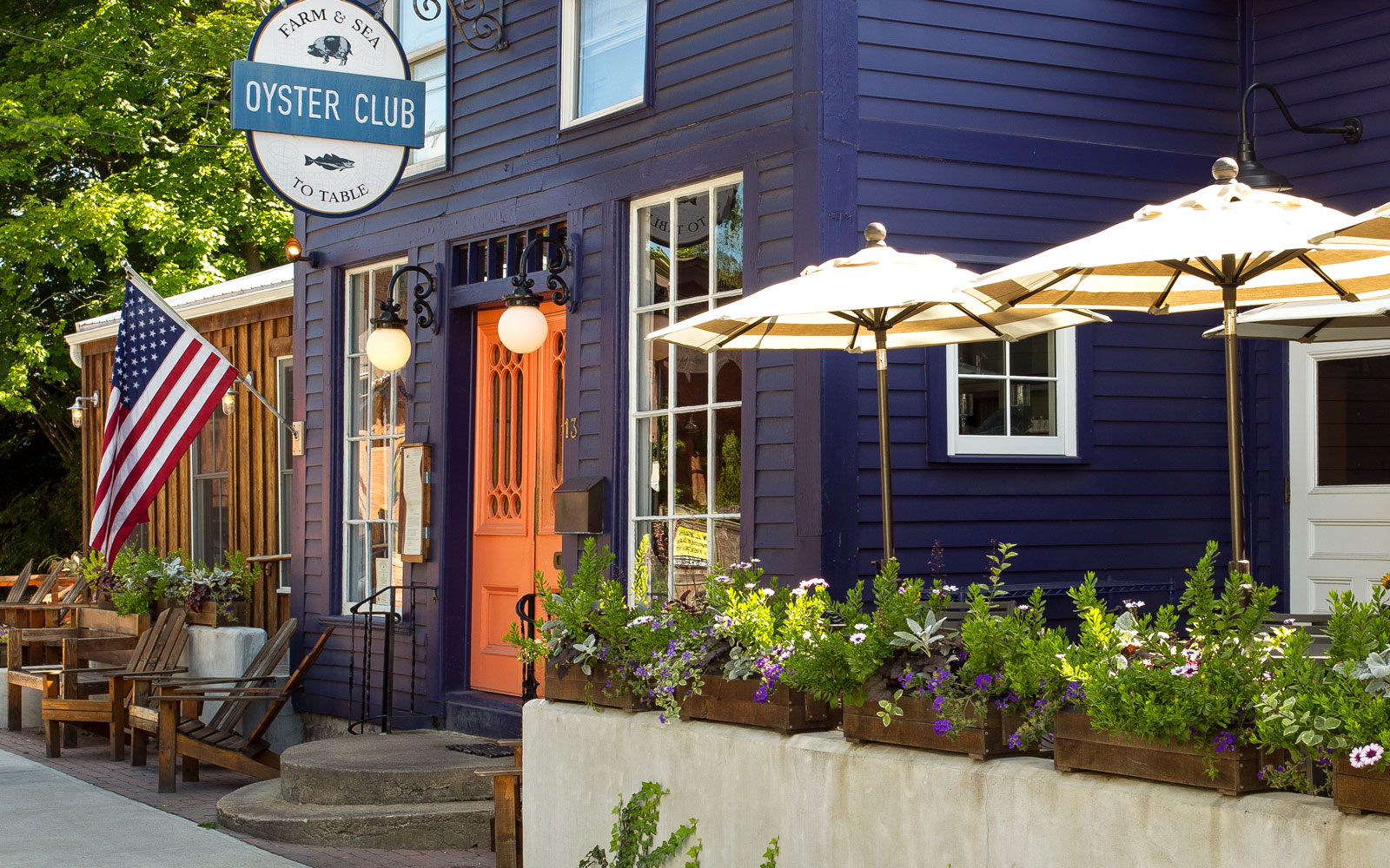 Best Oyster Bars in America: Oyster Club, Mystic, CT