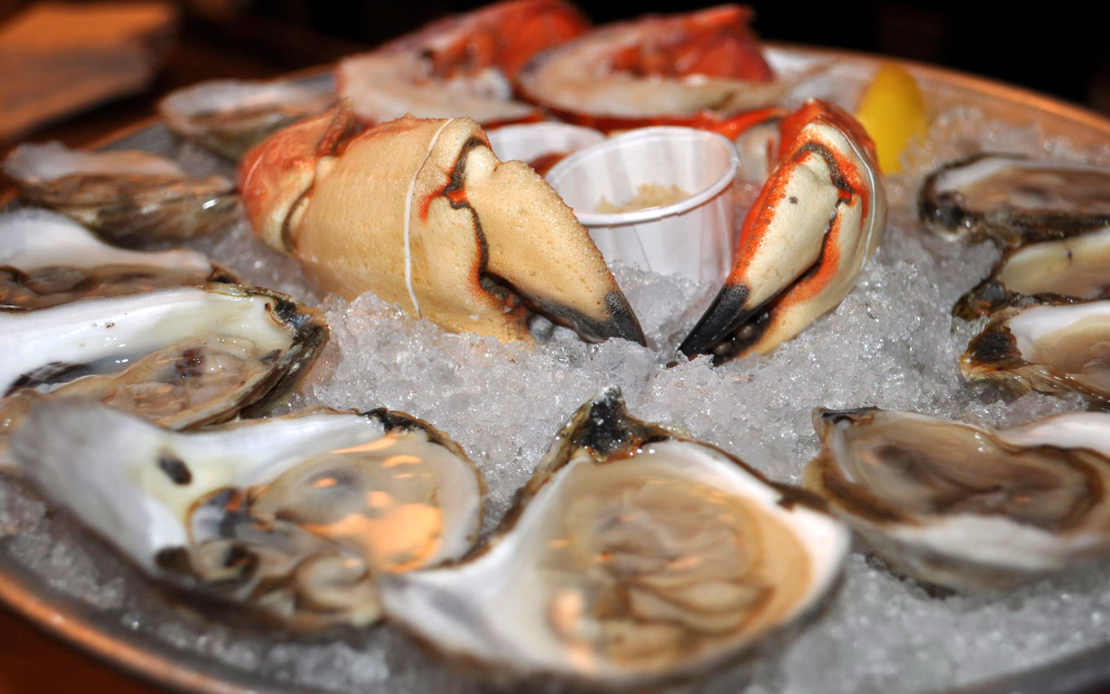 Best Oyster Bars in America: Thames Street Oyster House, Baltimore