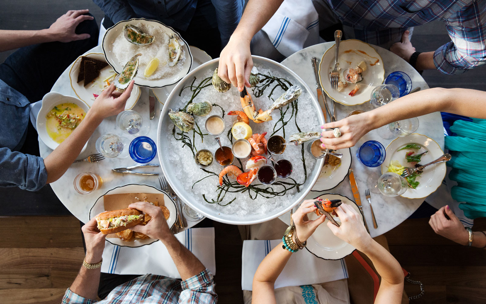 Best Oyster Bars in America: The Ordinary, Charleston, SC