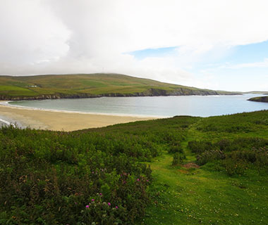 The Shetland Islands' Independent Streak: Beach