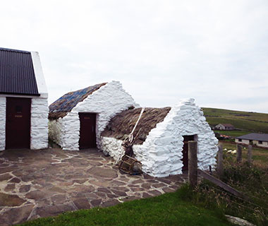 The Shetland Islands' Independent Streak: Farmhouse