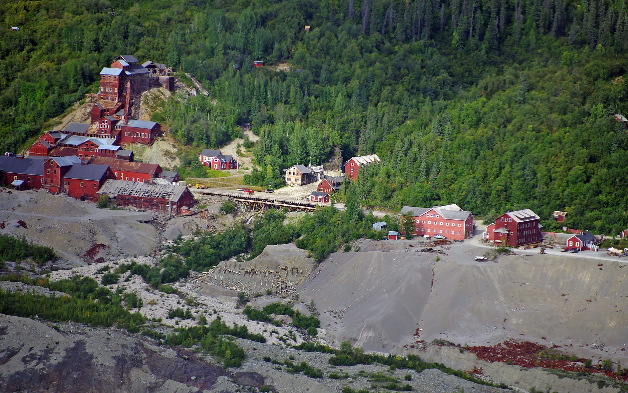 America's Coolest Ghost Towns: Kennecott, AK