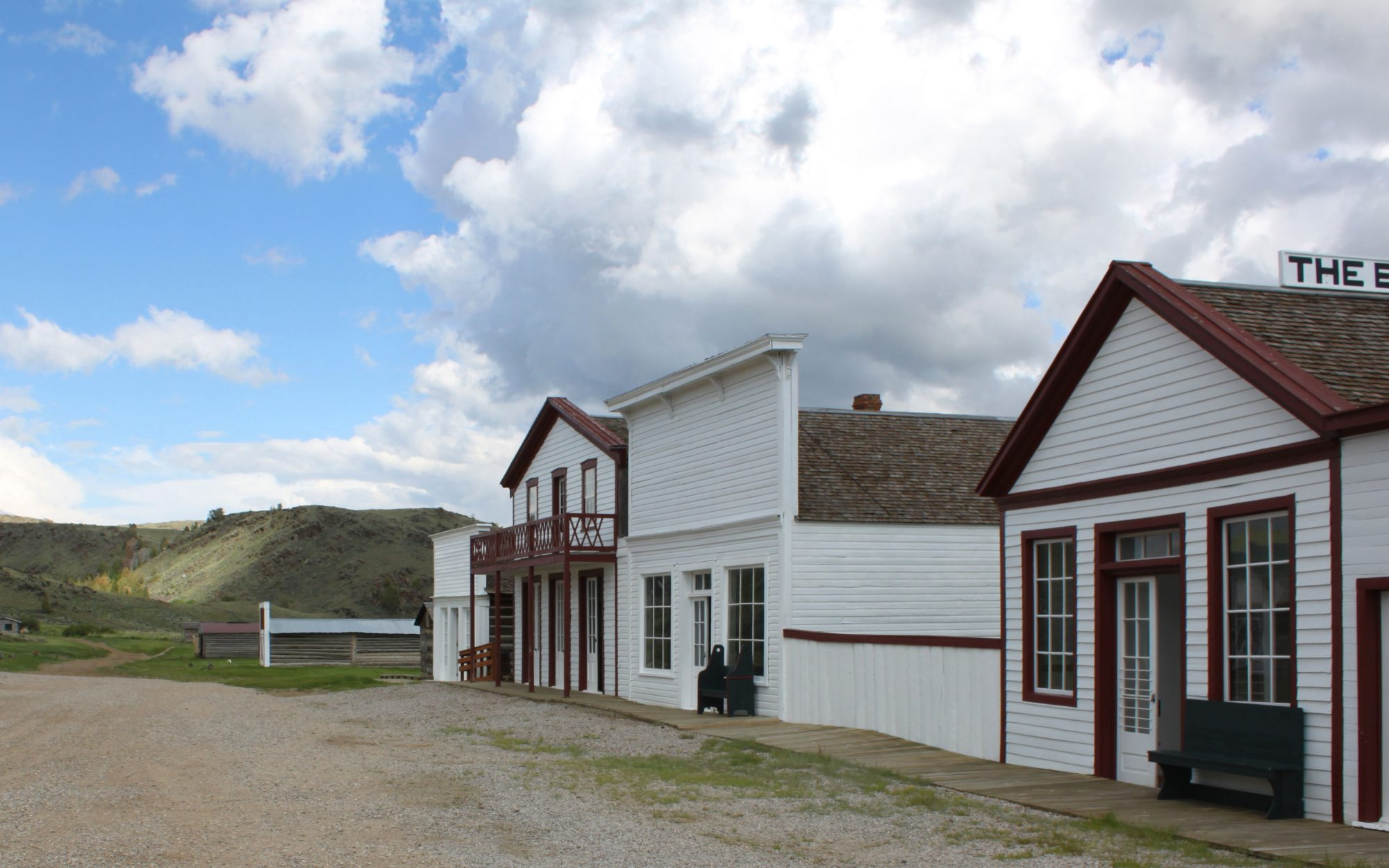 America's Coolest Ghost Towns: South Pass City, WY
