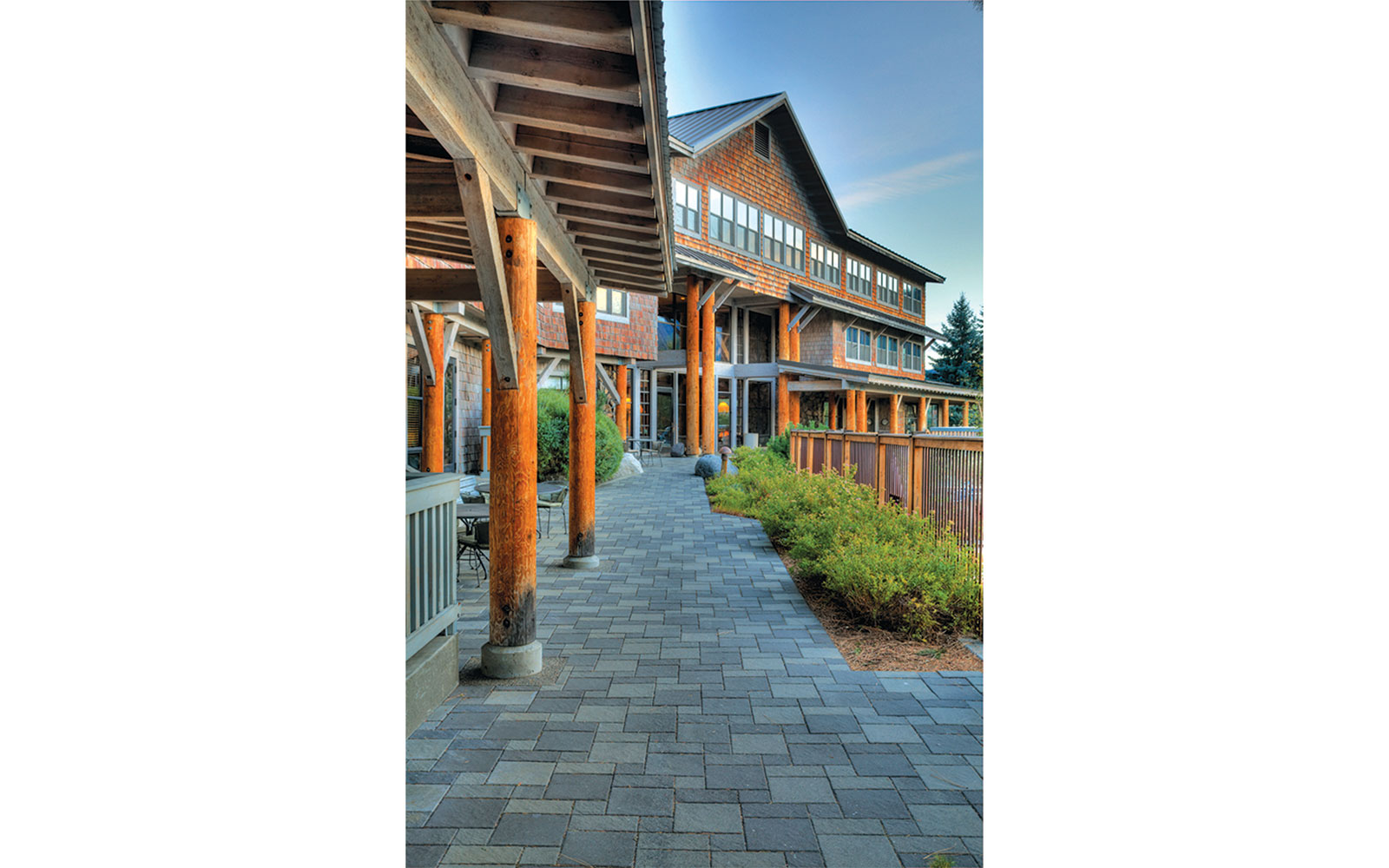America's Best Hotels for Fall Colors: Sun Mountain Lodge, WA