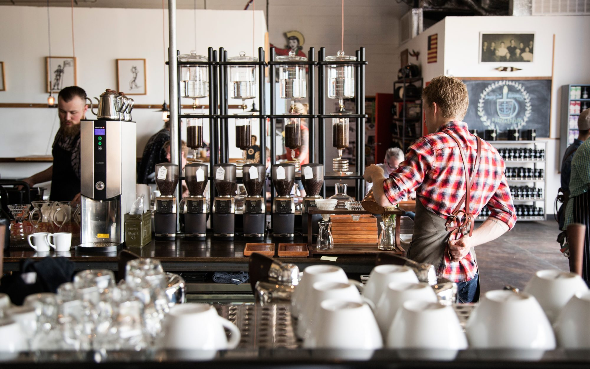America's Best Coffee Cities: Nashville