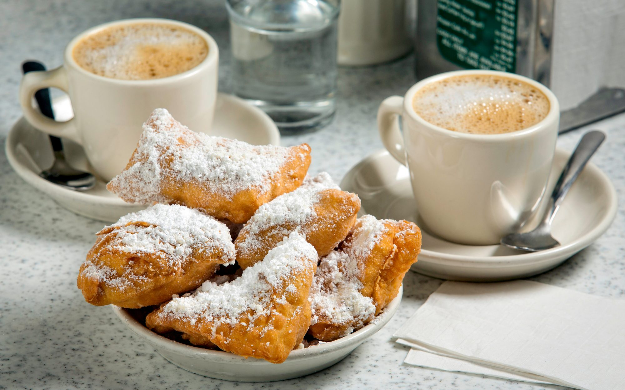 America's Best Coffee Cities: New Orleans