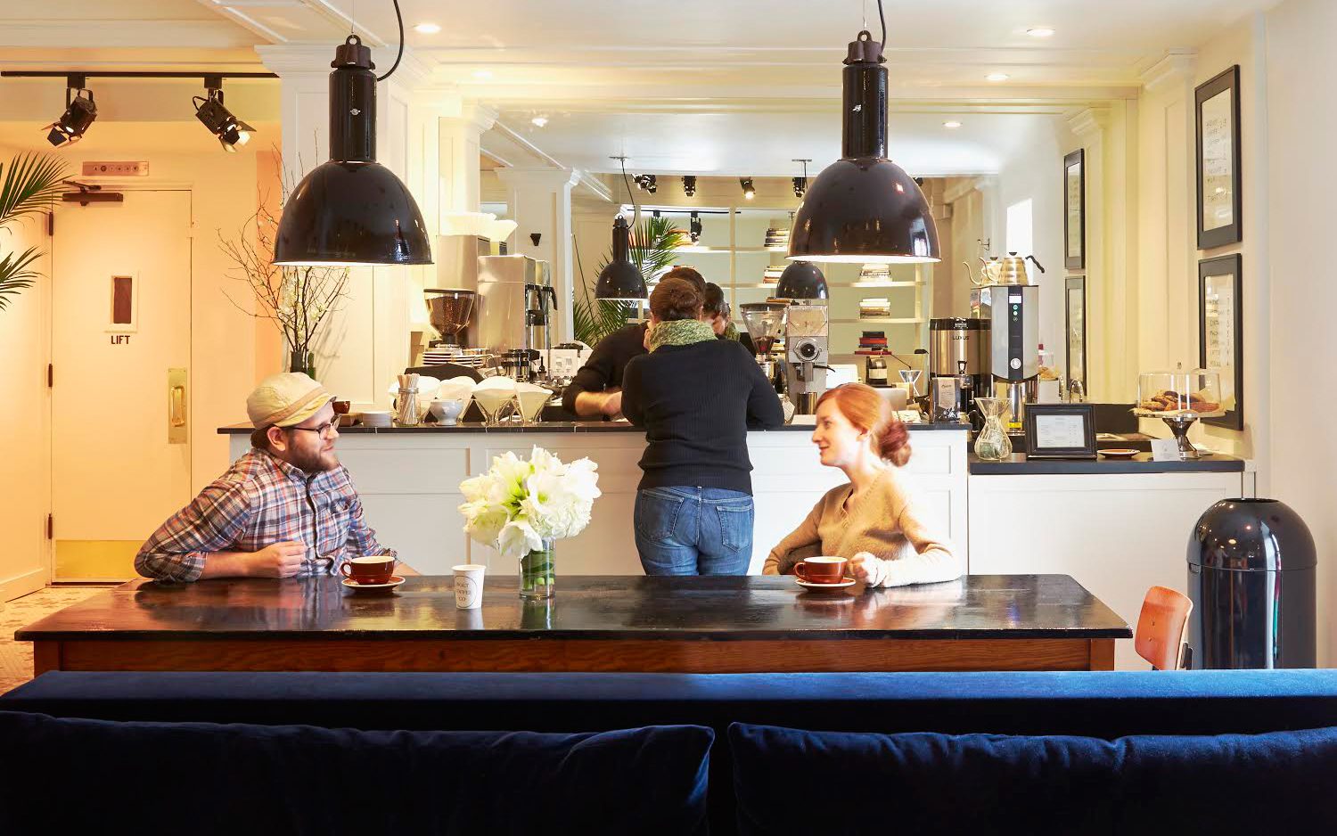 America's Best Coffee Cities: Providence, RI