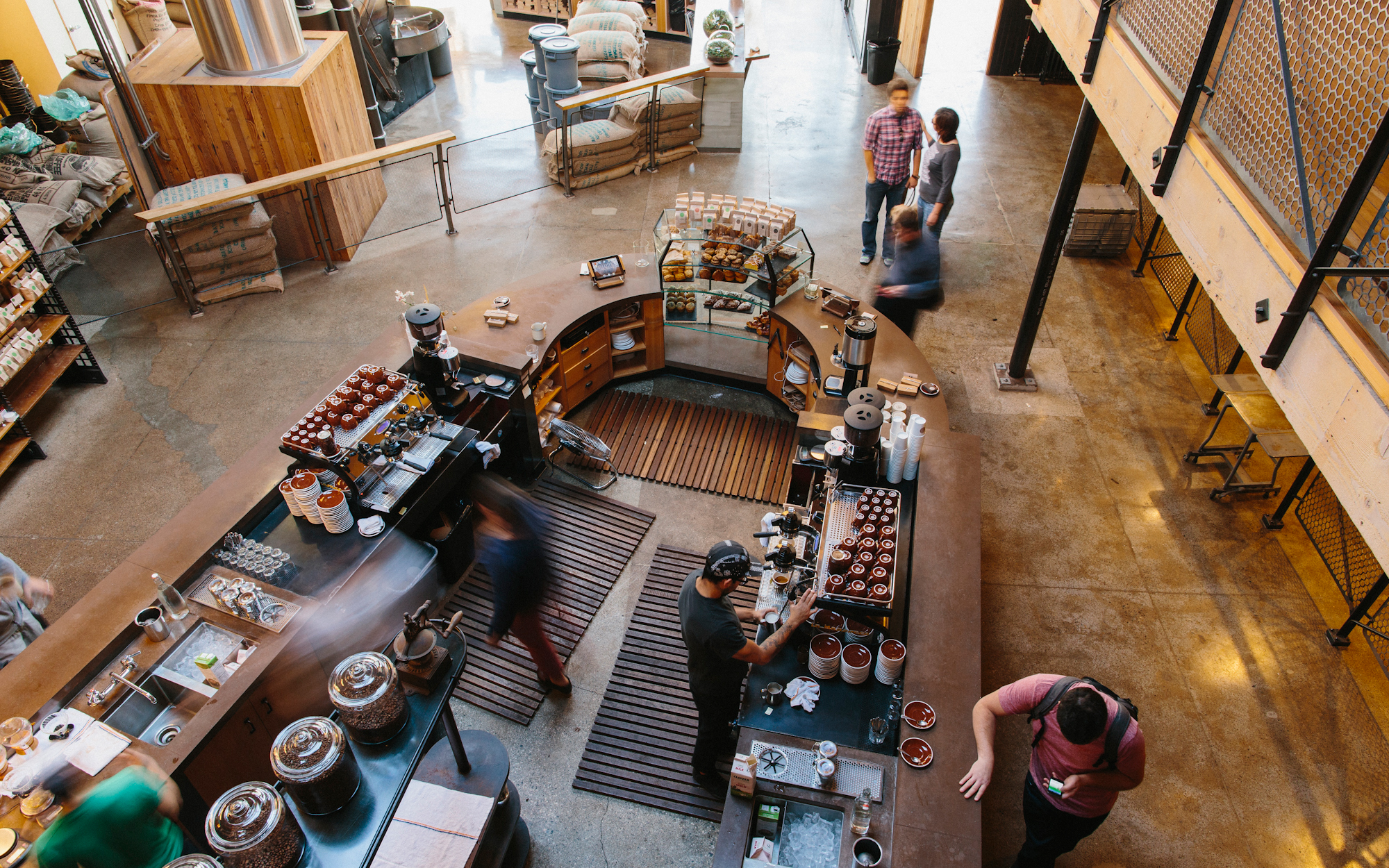 America's Best Coffee Cities: San Francisco