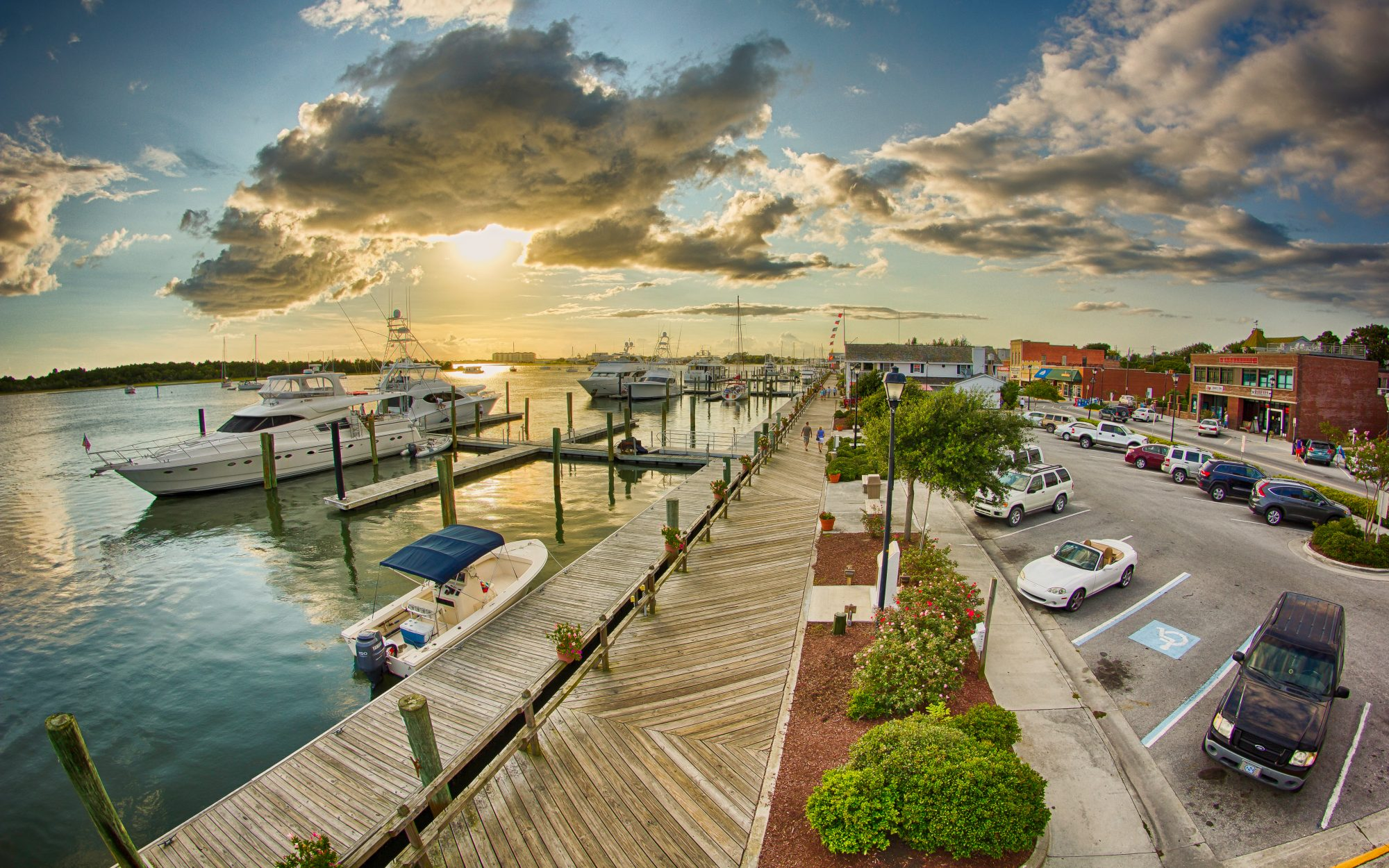 America's Favorite Towns: Beaufort, NC