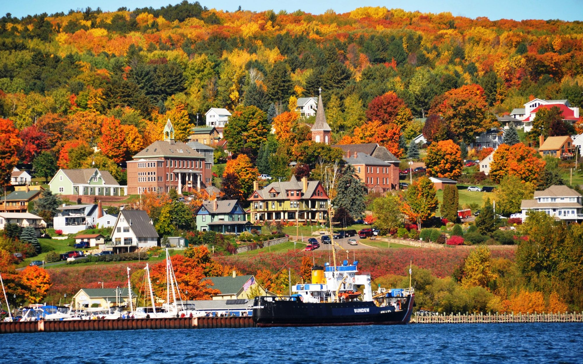 America's Favorite Towns: Bayfield, WI
