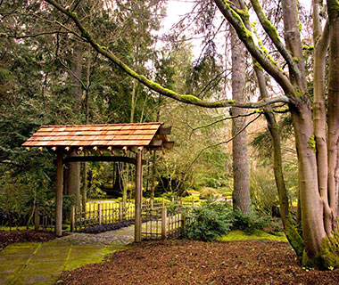 Puget Sound Getaway From Seattle: Bloedel Reserve